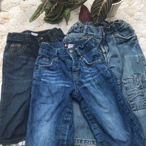 3 Pairs Infant Jeans